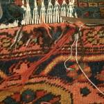 Kaoud Carpets Rug Weave Close up