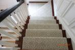 Kaoud Carpets & Rugs Custom Stair Install