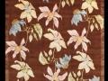 Tiger Lily-Chocolate(EM0806-BR172) 9'x12'