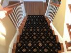 Custom Wool Stairs